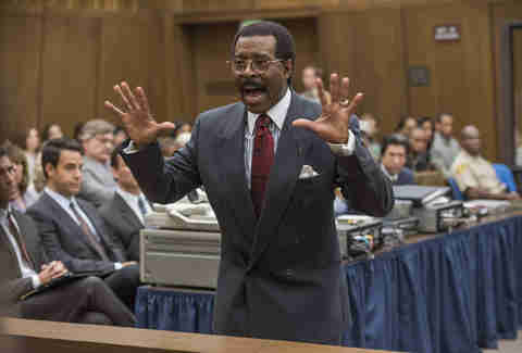 Courtney B Vance on American Crime Story