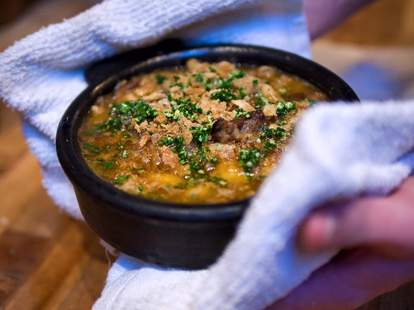Cassoulet at Boot & Shoe Service