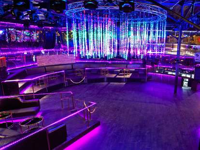 Dance Floor at The Grand