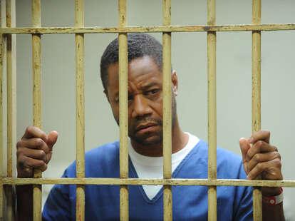 Cuba Gooding Jr in American Crime Story