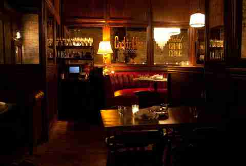 Bavette's Bar & Boeuf steakhouse in Chicago