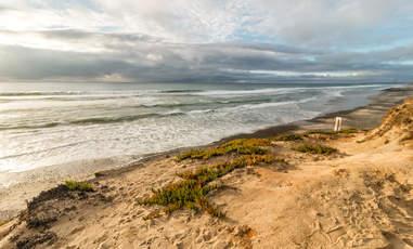 South ponto Beach, San Diego beaches
