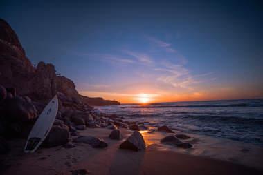 Sunset Cliffs, Point Loma