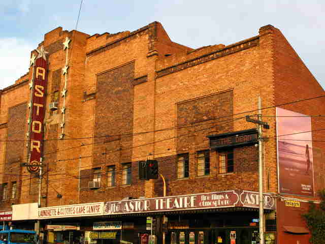 the astor theatre melbourne