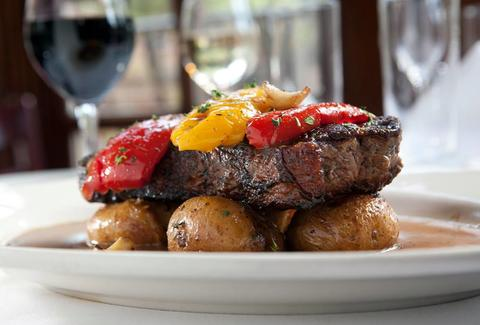 Rosebud Restaurants steak potatoes chicago thrillist