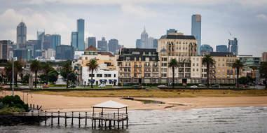 Port Melbourne Beach, South Melbourne/Middle Park Beach
