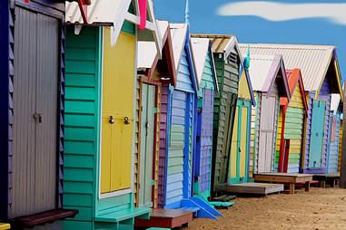 Dendy Street Beach Melbourne