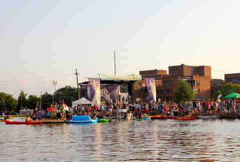 Bayou Boogaloo in New Orleans