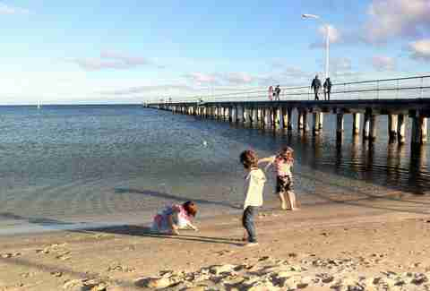 Altona Beach melbourne