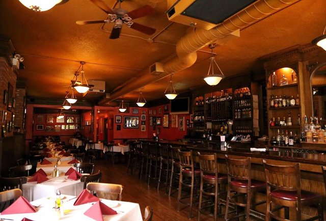 Mart Anthony S Italian Restaurant Chicago Il