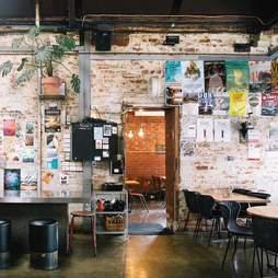 vegie bar interior melbourne