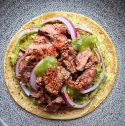 mamasita mexican taco