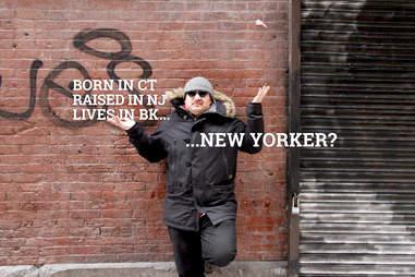 New York Transplant Brick Wall