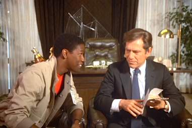 Carbon Copy with Denzel Washington and George Segal