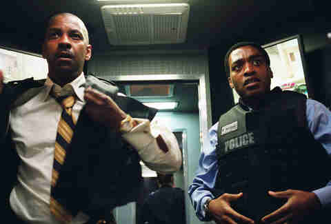 Inside Man startting Denzel Washington and Chiwetel Ejiofor