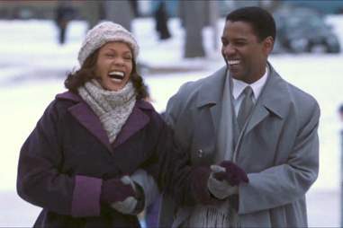 The Preacher's Wife Denzel Washington and Whitney Houston