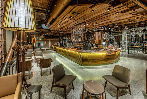 Starbucks Reserve Roastery And Tasting Room Coming To Nyc