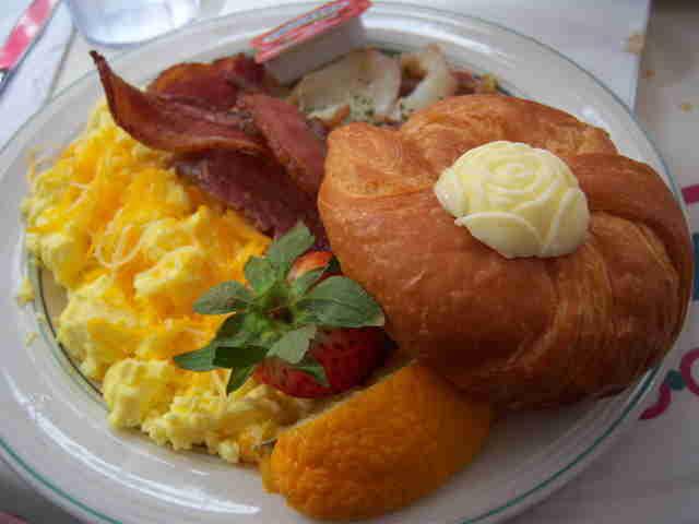 Oscar S Special Carnation Cafe Disneyland