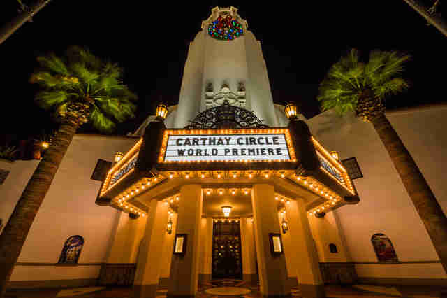 Carthay Circle Restaurant, Disneyland restaurants