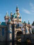Sleeping Beauty Castle Disneyland Resort