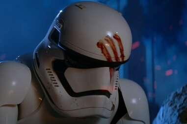 finn stormtrooper - force awakens