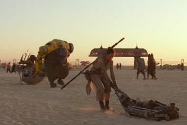 jakku - star wars the force awakens