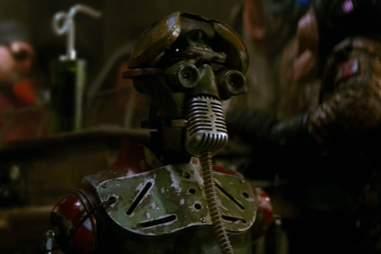 droid maz kanata - force awakens