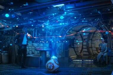 luke map - star wars the force awakens