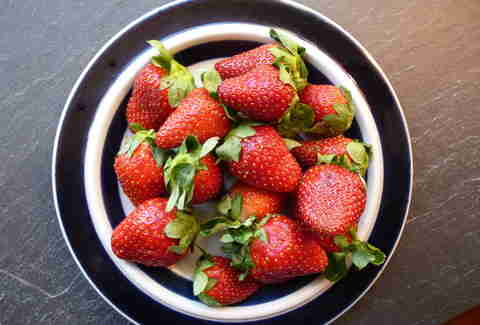 Ponchatoula strawberries