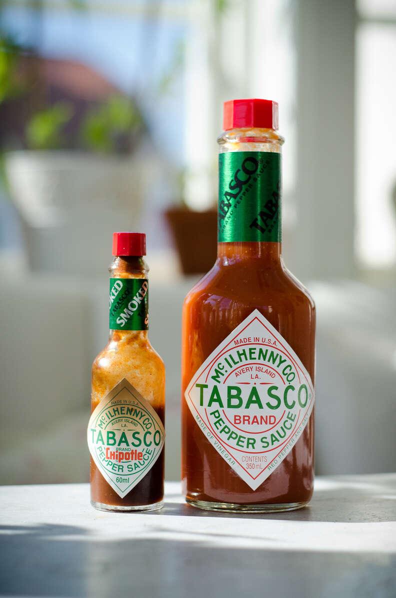 avery island tabasco sauce