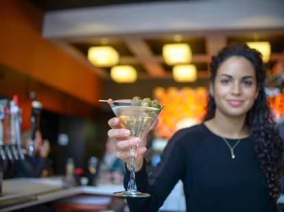 female bartender austin texas