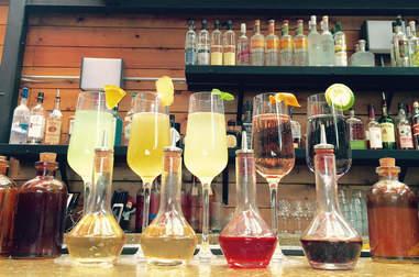 Ocopa, brunch cocktails