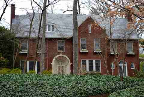 Druid Hills home in Driving Miss Daisy