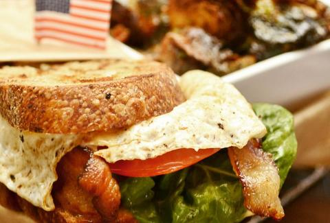 The American Grilled Cheese Kitchen: A San Francisco, CA Restaurant.