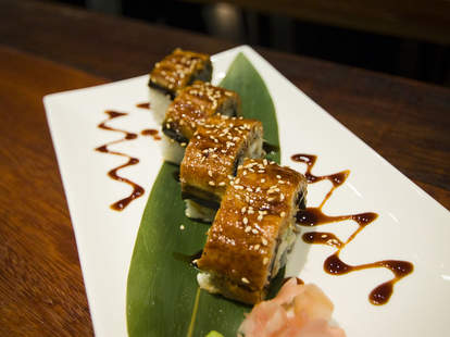 Ninja Jones Izakaya, North Point sushi san francisco thrillist