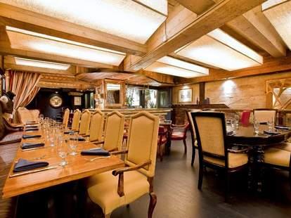 Dining Room at Per Diem
