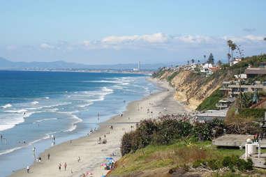 encinitas california beach towns
