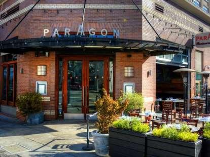 Paragon Restaurant & Bar San Francisco