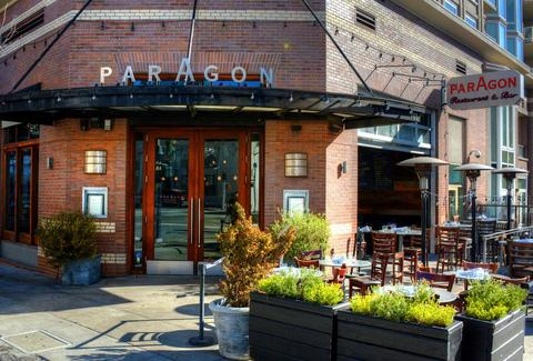 Paragon Restaurant & Bar San Francisco