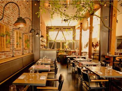 AQ Restaurant & Bar San Francisco
