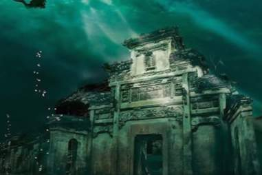 The lion city, Underwater Cities You Can Visit