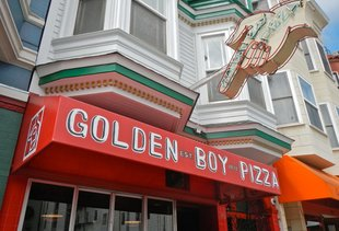 Golden Boy Pizza
