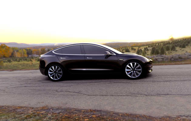 How the Tesla Model 3 Will Change Cars -- Even if It Fails