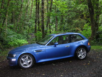 A 2002 BMW M Coupe is skyrocketing in value