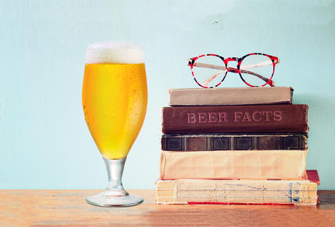 beer books and beer