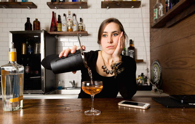 Things Bartenders Do Wrong, According to Bartenders