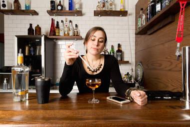 Bored Bartender