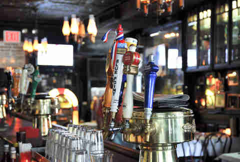 Taps at Pete's Tavern