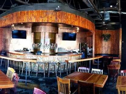 STOUT los angeles bar tables thrillist