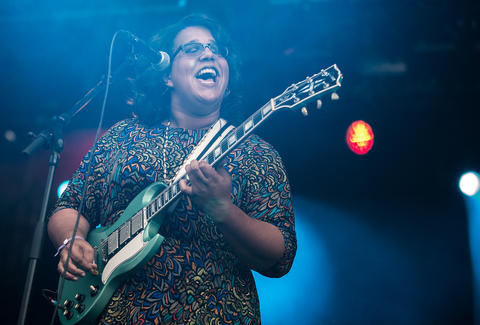 alabama shakes in concert